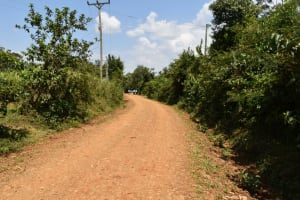 The Water Project: St. Elizabeth Shipala Primary School -  Road To The School