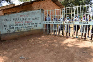 The Water Project: St. Elizabeth Shipala Primary School -  Hard Work Leads To Success