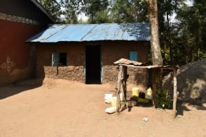 The Water Project: St. Elizabeth Shipala Primary School -  Kitchen