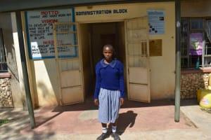 The Water Project: St. Kizito Shihingo Primary School -  Angela