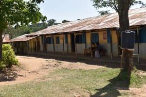 The Water Project: St. Kizito Shihingo Primary School -  Classroom Buildings