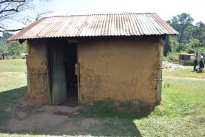 The Water Project: St. Kizito Shihingo Primary School -  Kitchen