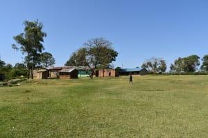 The Water Project: St. Kizito Shihingo Primary School -  School Grounds