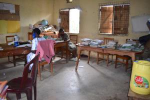 The Water Project: Kapkeruge Primary School -  Inside The Staffroom