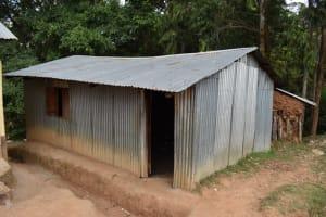 The Water Project: Kapkeruge Primary School -  Kitchen