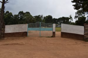The Water Project: Kapkeruge Primary School -  School Gate