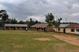 The Water Project: Kapkeruge Primary School -  School Buildings