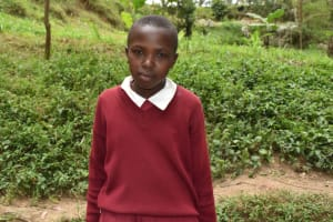 The Water Project: Kapkeruge Primary School -  Student Ashley