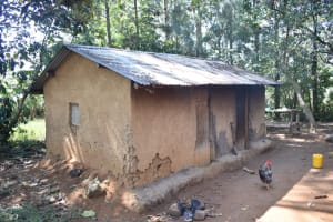The Water Project: Emusaka Community, Manasses Spring -  Kitchen