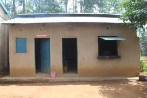 The Water Project: St. Stephens ACK Eshiakhulo Secondary School -  Kitchen