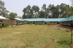 The Water Project: St. Stephens ACK Eshiakhulo Secondary School -  School Layout