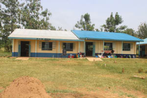 The Water Project: St. Stephens ACK Eshiakhulo Secondary School -  Classrooms