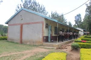 The Water Project: Epanja Secondary School -  Classrooms