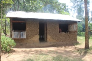 The Water Project: Epanja Secondary School -  Kitchen