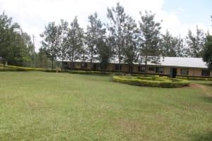 The Water Project: Epanja Secondary School -  School Grounds