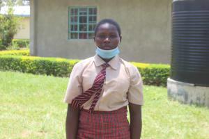 The Water Project: Epanja Secondary School -  Student Sharon