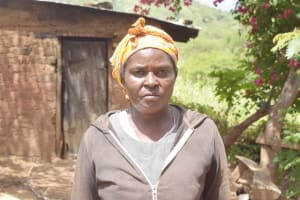 The Water Project: Kasioni Community D -  Tabitha Kaumbuthu