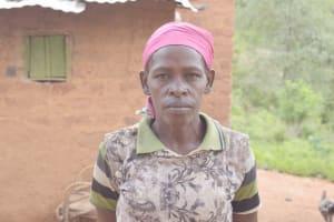 The Water Project: Nzimba Community B -  Mwikali Muthengi