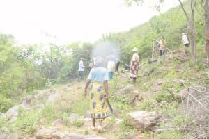 The Water Project: Nzimba Community B -  Shg Members