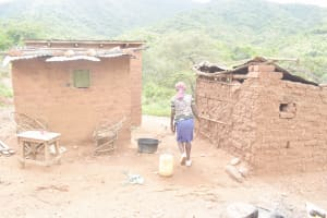 The Water Project: Nzimba Community B -  At Home