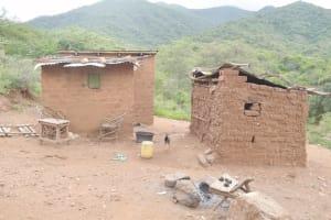The Water Project: Nzimba Community B -  Compound