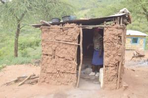 The Water Project: Nzimba Community B -  Kitchen