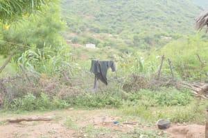 The Water Project: Nzimba Community C -  Clothesline