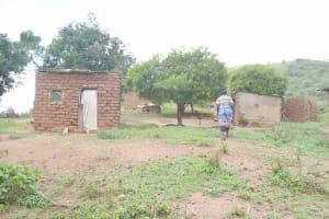 The Water Project: Nzimba Community C -  Compound
