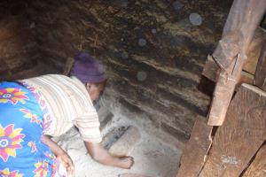 The Water Project: Nzimba Community C -  Inside Kitchen