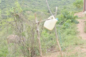 The Water Project: Nzimba Community C -  Tippy Tap