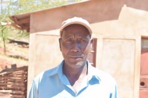 The Water Project: Kyamwalye Community -  Joseph Ngungu