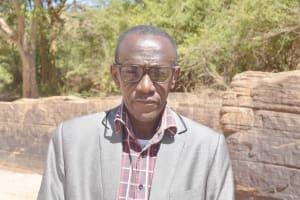 The Water Project: Kyamwalye Community -  Robert Kimina