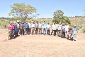 The Water Project: Kyamwalye Community -  Shg Members