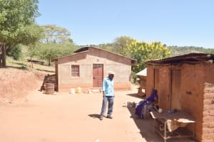 The Water Project: Kyamwalye Community -  Compound