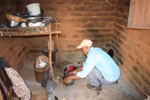 The Water Project: Kyamwalye Community -  Cooking