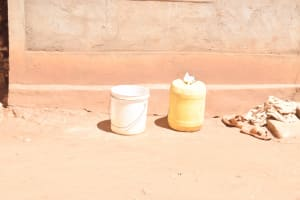 The Water Project: Kyamwalye Community -  Water Storage Containers
