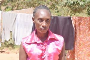 The Water Project: Kyamwalye Community -  Kanini Mwongela