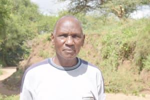 The Water Project: Mbitini Community B -  Julius Musili