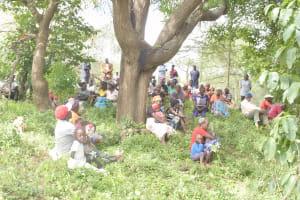 The Water Project: Mbitini Community B -  Shg Members