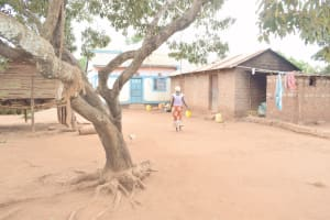 The Water Project: Mbitini Community B -  Compound
