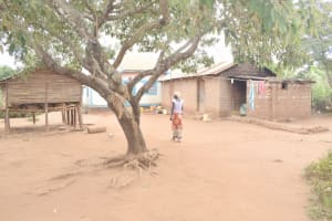 The Water Project: Mbitini Community B -  Household