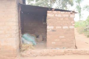 The Water Project: Mbitini Community B -  Kitchen