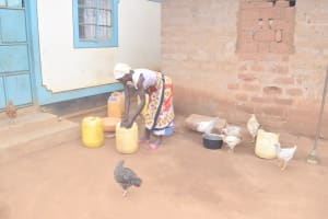 The Water Project: Mbitini Community B -  Water Storage Containers