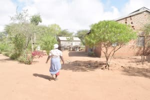 The Water Project: Mbitini Community C -  Compound