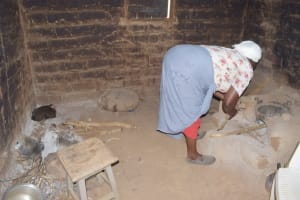 The Water Project: Mbitini Community C -  Inside Kitchen