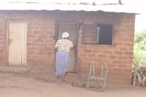 The Water Project: Mbitini Community C -  Kitchen