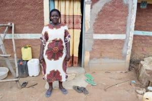 The Water Project: Mbiuni Community C -  Peninah Mueni Thathi