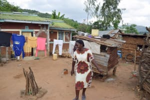 The Water Project: Mbiuni Community C -  Clothesline