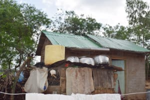 The Water Project: Mbiuni Community C -  Dish Rack