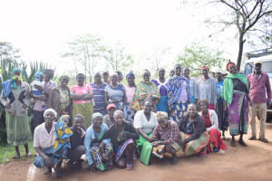 The Water Project: Yumbani Community B -  Shg Members